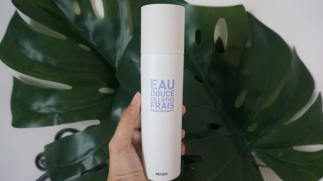 0e4df8151b So basically, this is a lotus water spray that I use as a toner before  applying my serum or moisturiser. I like spray toner more than those that u  have to ...